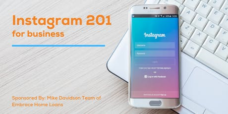 Instagram 201 tickets