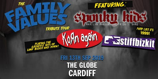The Family Value Tour 2019 (The Globe, Cardiff)