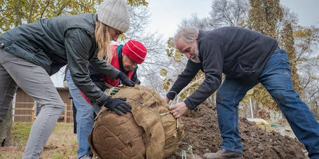Volunteer: Community Tree Planting - St. Anselm's Abbey tickets