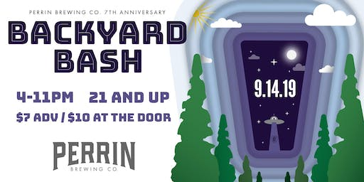 Perrin Brewing Backyard Bash 2019
