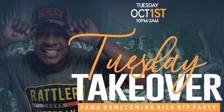 FAMU Homecoming Kickoff Party tickets