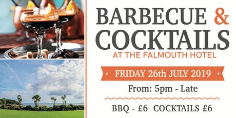 BBQ & Cocktails tickets