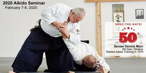 2020 Aikido of Charlotte Anniversary Seminar