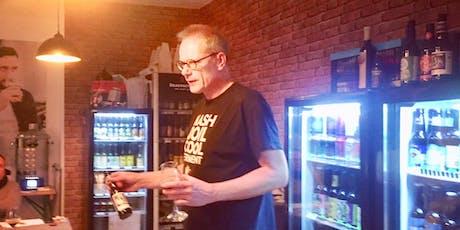 Bier Slam - Vier Brauer - acht Biere Tickets