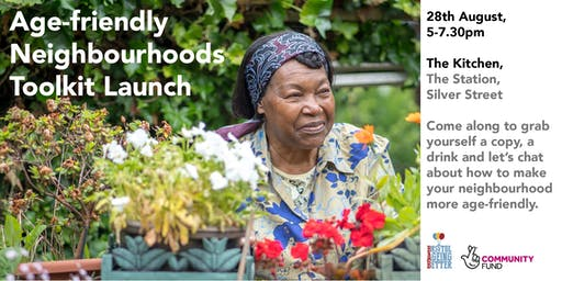 Age-friendly Neighbourhoods Toolkit Launch