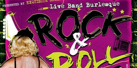 Live Band: ROCK & ROLL BURLESQUE tickets