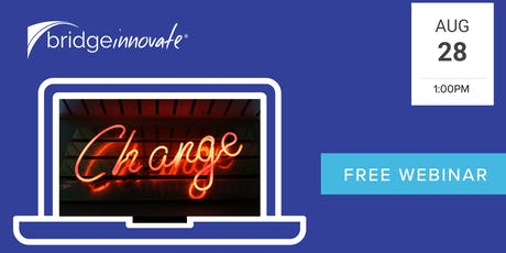 New Strategies for Change and Business Agility tickets
