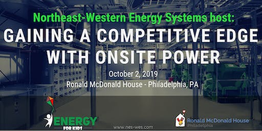 Gaining A Competitive Edge With Onsite Power