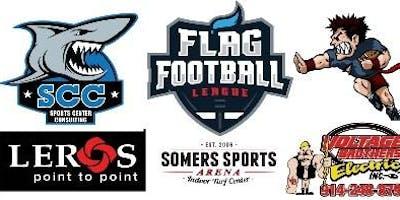 Middle School (6th thru 8th Grade) Flag Football League