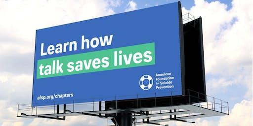 Talk Saves Lives Breakfast