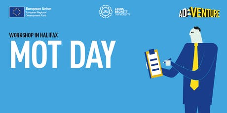 AD:VENTURE - MOT Day (Halifax) tickets