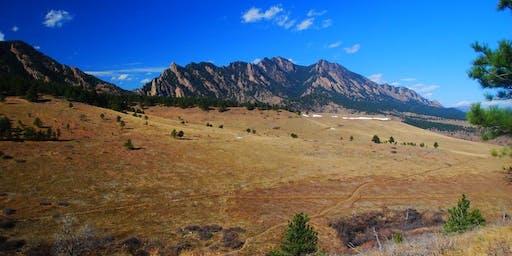 Boulder Public Lands Coalition Stewardship Event