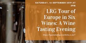 LRG Winetasting Evening