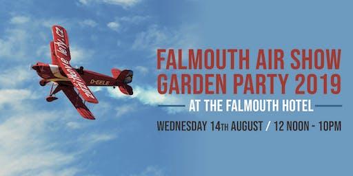 Falmouth Air Show Garden Party