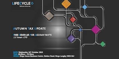 Autumn Tax Update