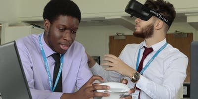 Post-16 Open Event at UTC Reading - Wednesday 22 January 2020