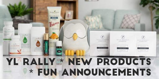 Young Living Rally & Post Convention Event