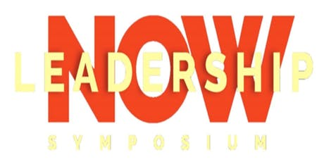 2019 Leadership NOW Symposium tickets
