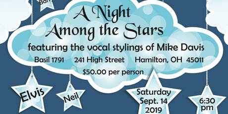 A Night Among the Stars tickets