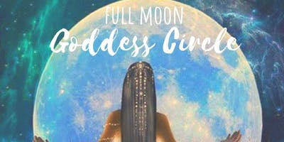 Full Moon Goddess Circle