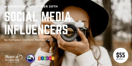Workshop - Social Influencers tickets