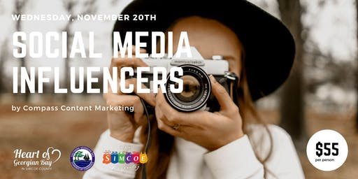 Workshop - Social Influencers