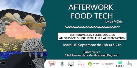 Foodtech by La Melée tickets