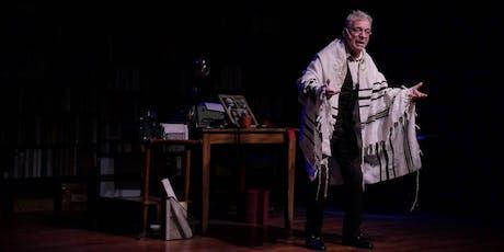 Un Judío Común y Corriente entradas