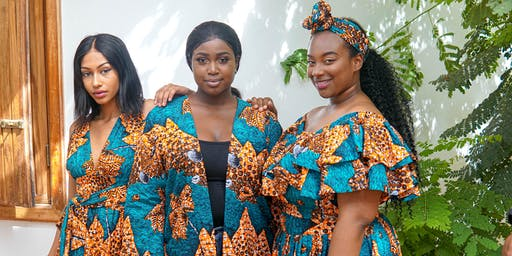 African Fashion Pop Up Shop, Cincinnati, OH