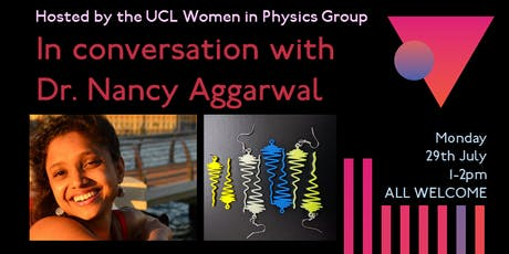 Q&A with Dr. Nancy Aggarwal tickets