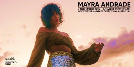 Mayra Andrade in Annabel tickets