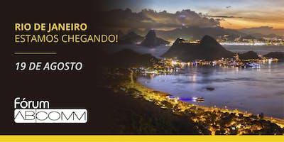Fórum ABComm - Rio de Janeiro/RJ