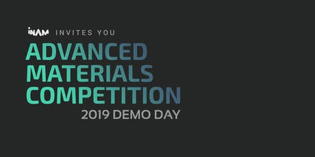 Advanced Materials Competition 2019 Demo Day tickets