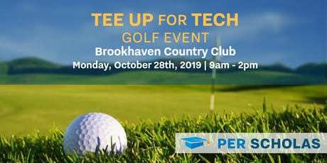 Tee Up for Tech Dallas tickets
