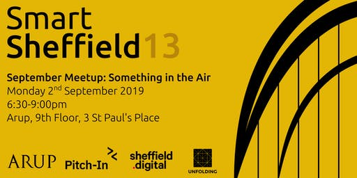 SmartSheffield #13 - Something in the Air