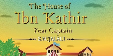 Book Launch: The House Of Ibn Kathir- Year Captain with S. N. Jalali tickets
