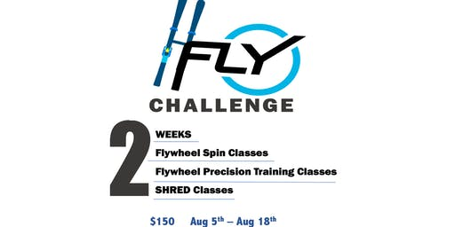 Flywheel x SHRED Challenge