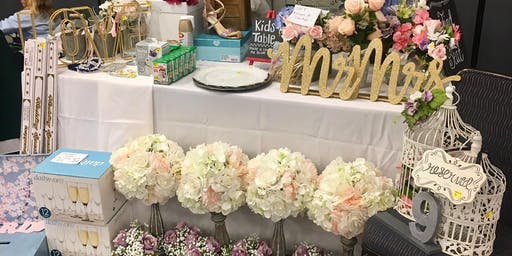 7/28/19 Savvy Bride Resale Market & Wedding Showcase