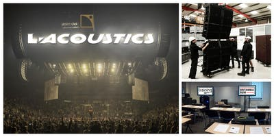 L-Acoustics K1 System Day