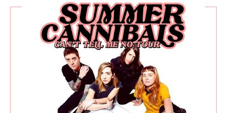 SUMMER CANNIBALS • The Bralettes tickets
