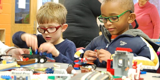 Inclusive Lego and Game Club - Downtown