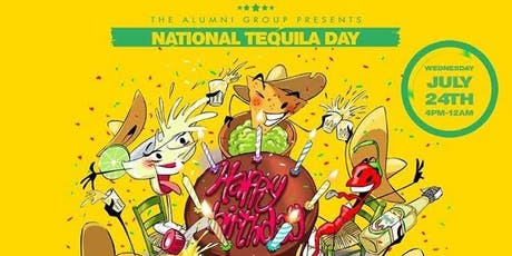 National Tequila Day Turn Up Happy Hour tickets
