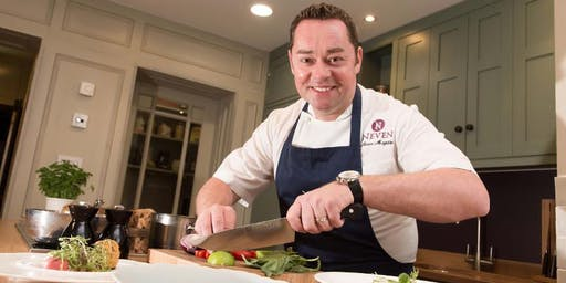 Cookery Demonstration with Neven Maguire in aid of the Down Syndrome Centre