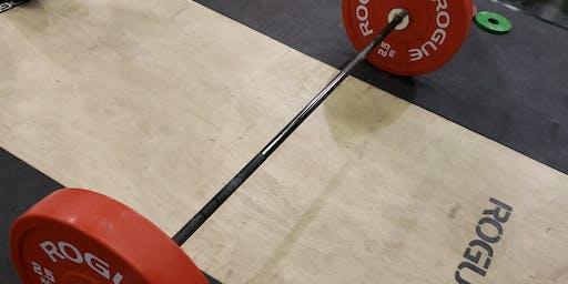 South Carolina State Weightlifting Championship