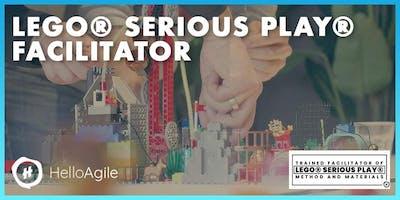 LEGO® SERIOUS PLAY® Facilitator – Workshop inkl. Zertifizierung
