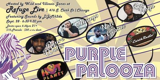 3rd Annual Purple Palooza