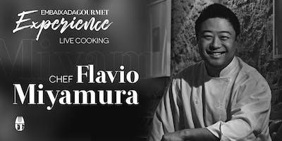 Jantar EG Experience com Flavio Miyamura