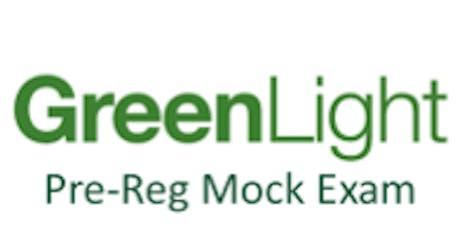 Bradford - Green Light Pre-reg Mock Exam - 30th May 2020 tickets
