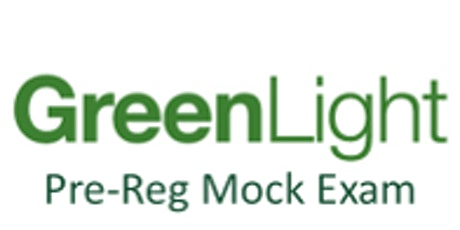 Bradford - Green Light Pre-reg Mock Exam - 30th May 2020 tickets
