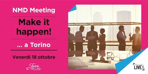 NMD Meeting Torino